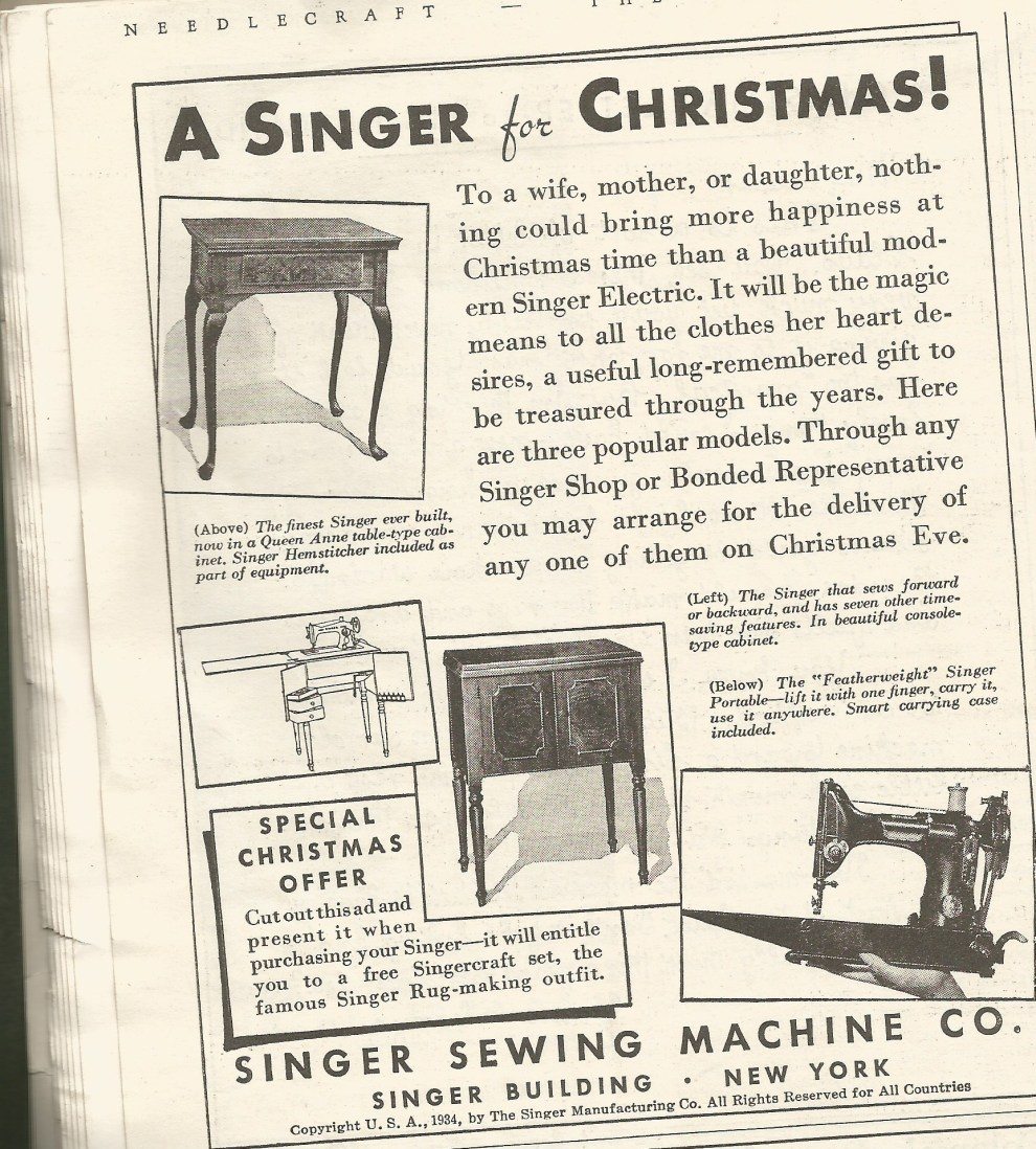 A Singer for Xmas