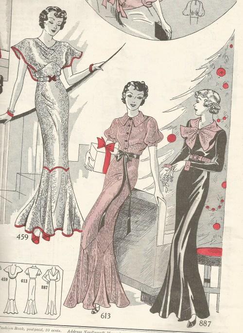 Sketch of Three Women