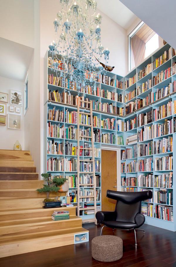 three library