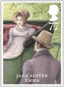 Austen stamp