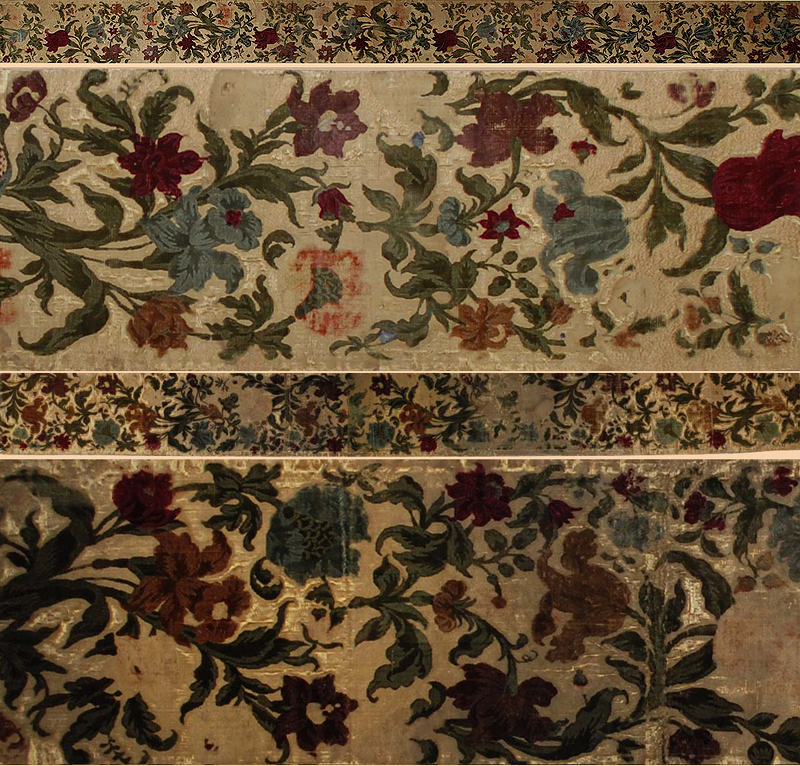 16th century Italian Velvet