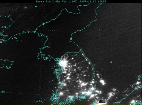 dark north korea