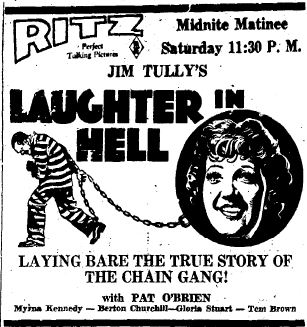 Laughter in Hell