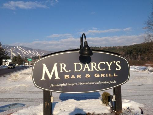 Mr. Darcy's