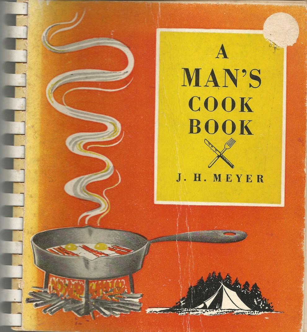 A Man's Cook Book