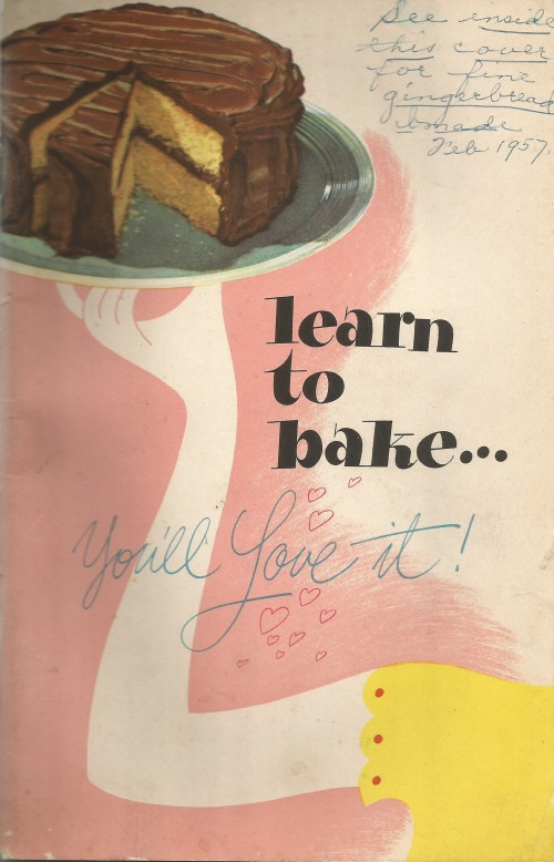 Learn to bake 1