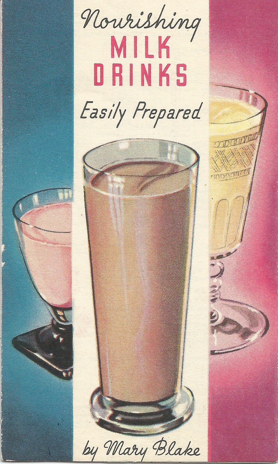 Nourishing Milk Drinks