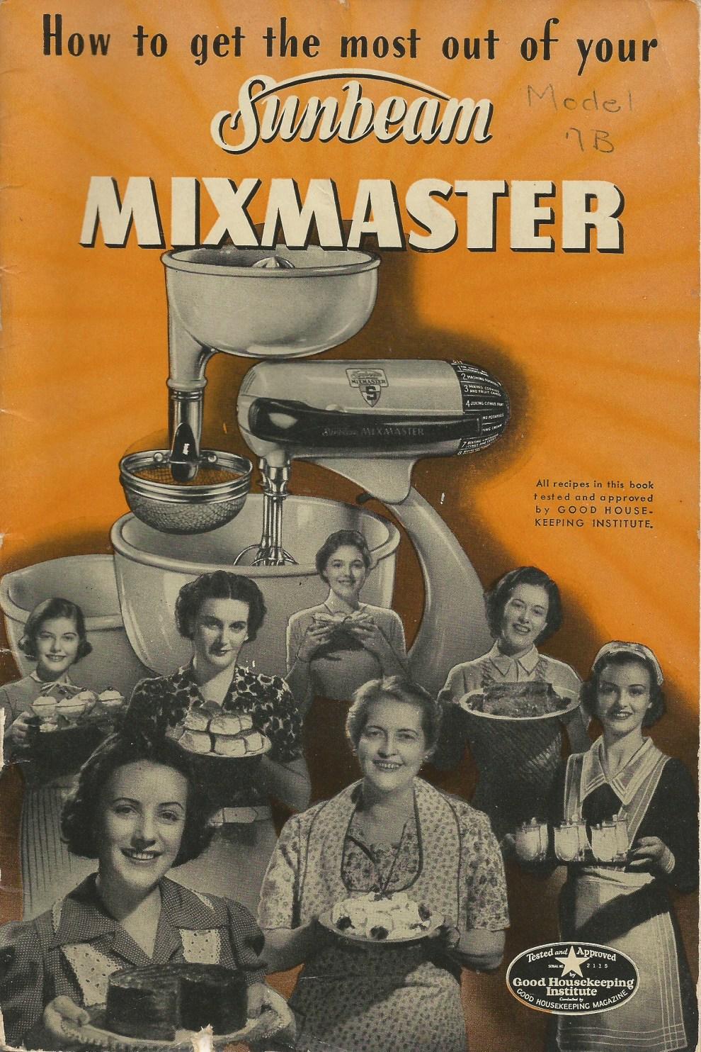 Sunbeam Mixmaster 2 copy
