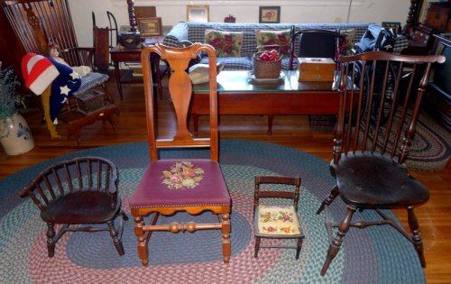 Suzanne's chairs
