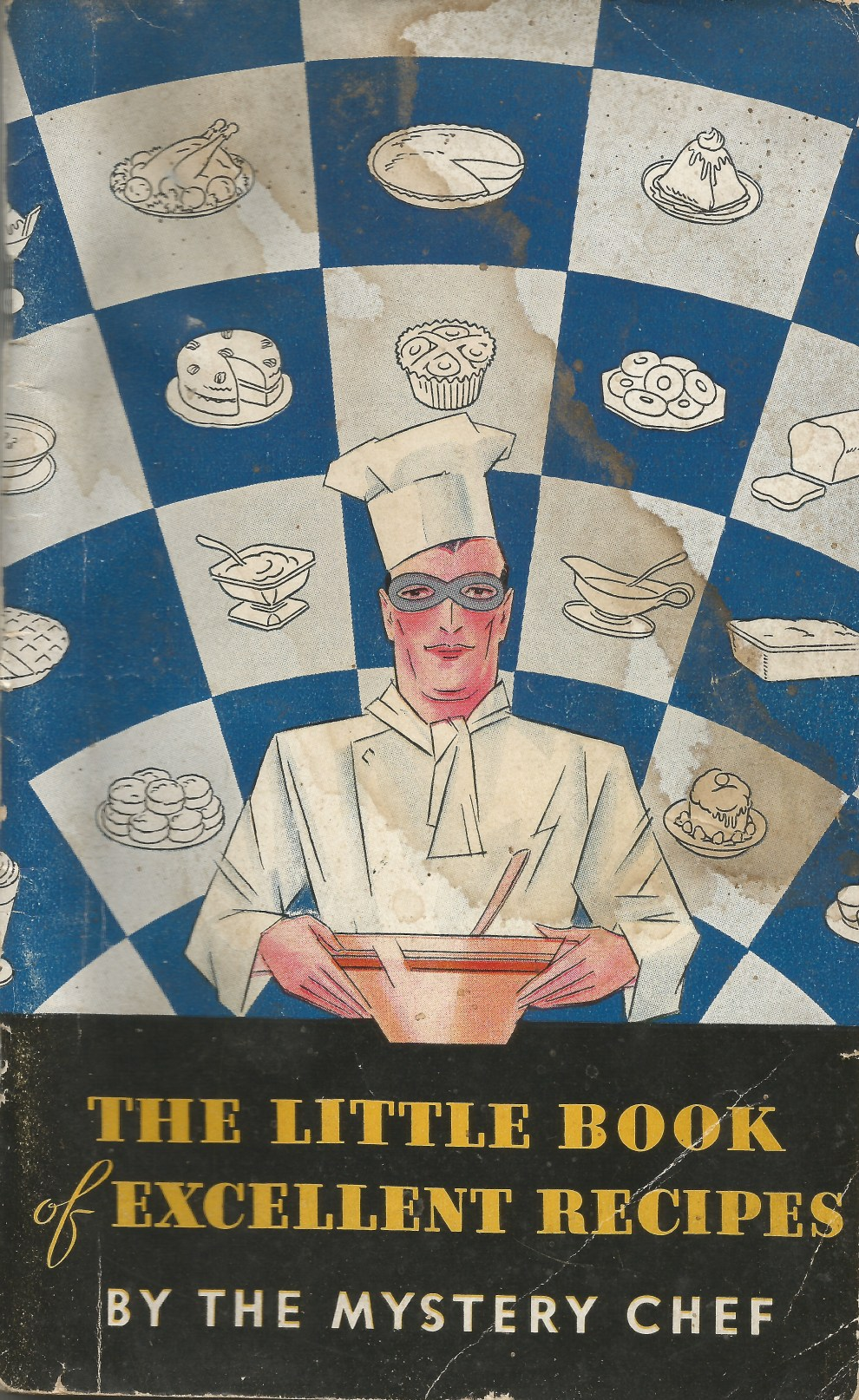 The Little Book of Excellent Recipes 1