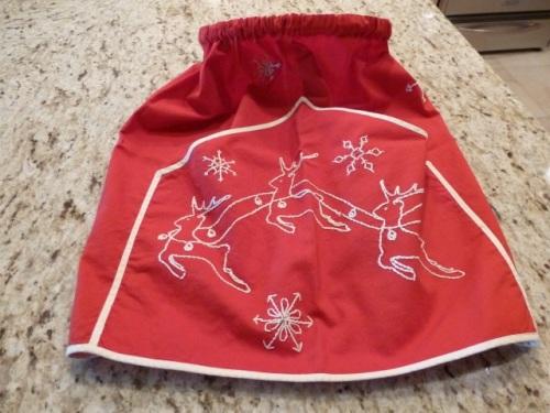 Auntie's apron