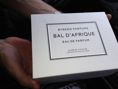 Bal D'Afrique box