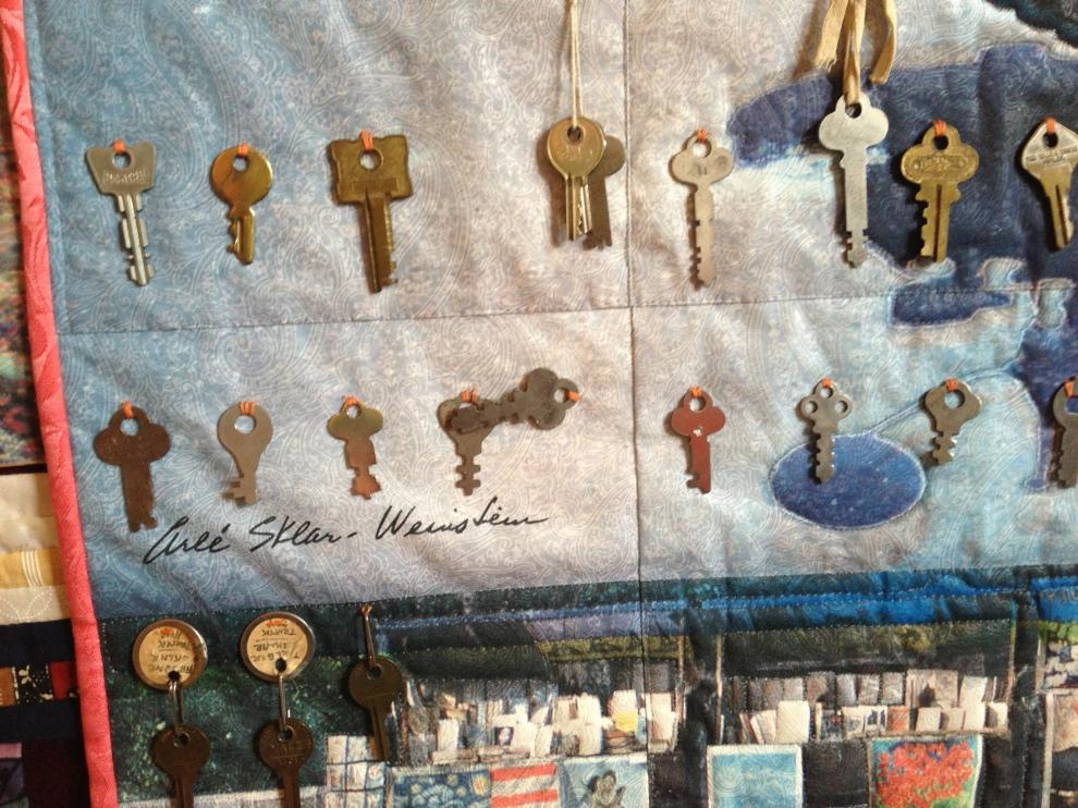 sklar-weinstein keys