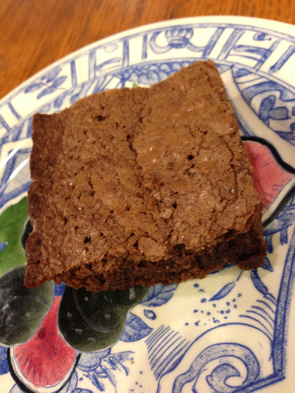 brownie plate cu