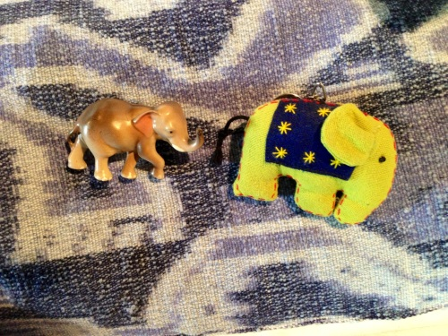 elephant figurines