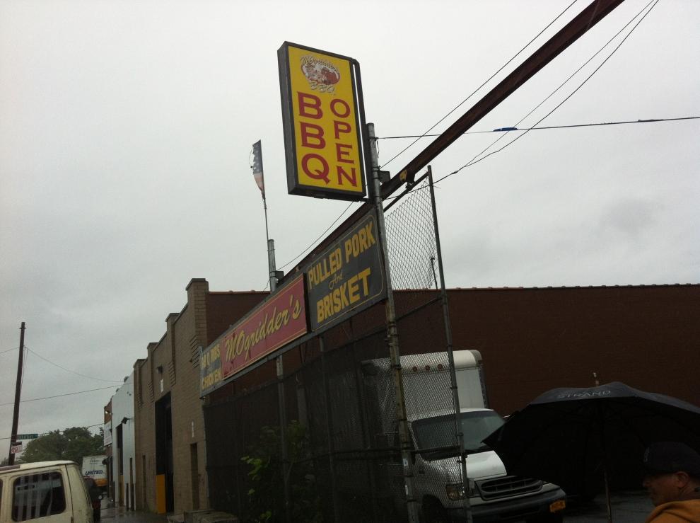mo gridder's sign
