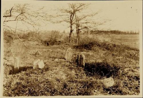 old burial ground photo