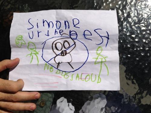 Simone picture
