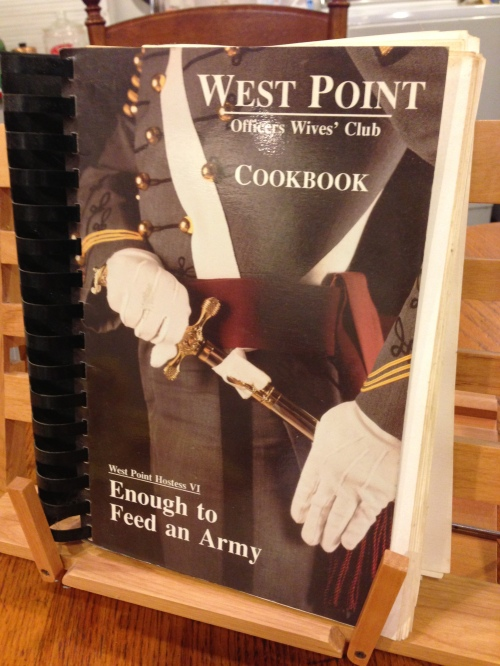 West POint cookbook
