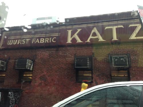 wurst fabric