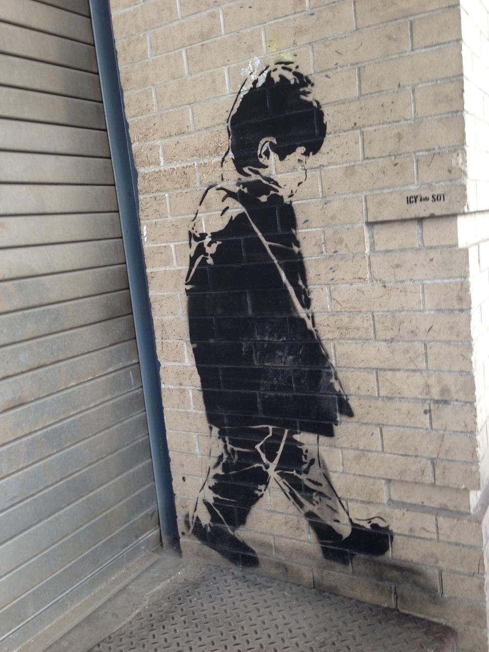 boy graffitti