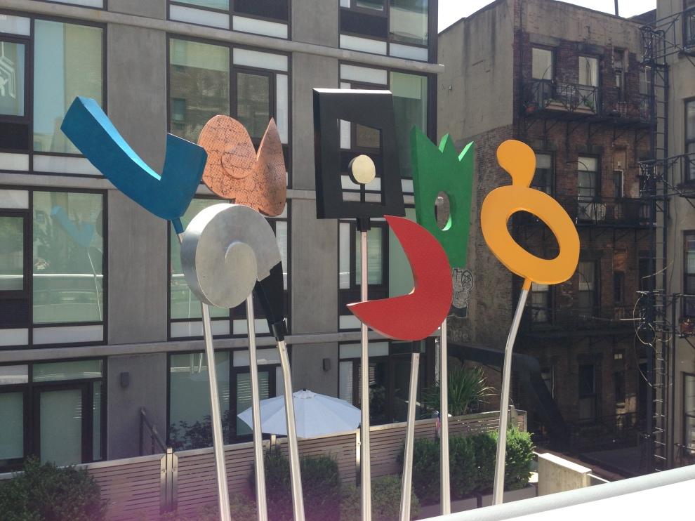 funny sculpture