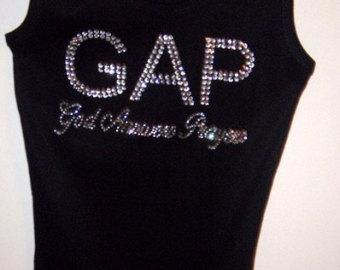 gap rhinestones