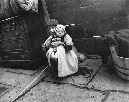 riis boy and baby