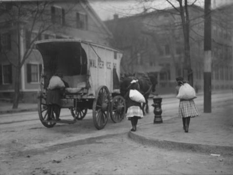 ice wagon
