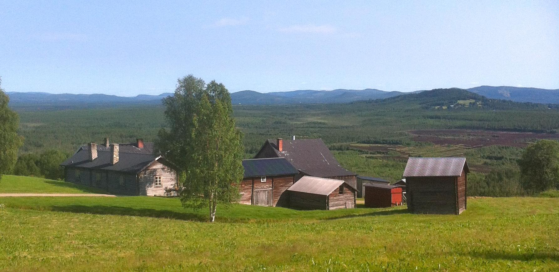 Image Gallery swedish farm