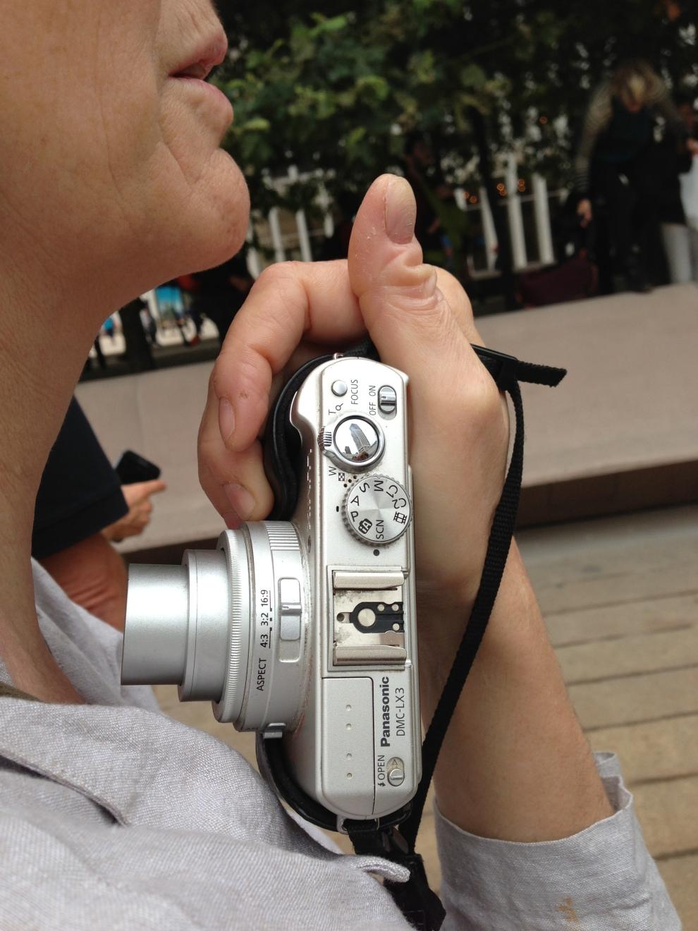josefa camera