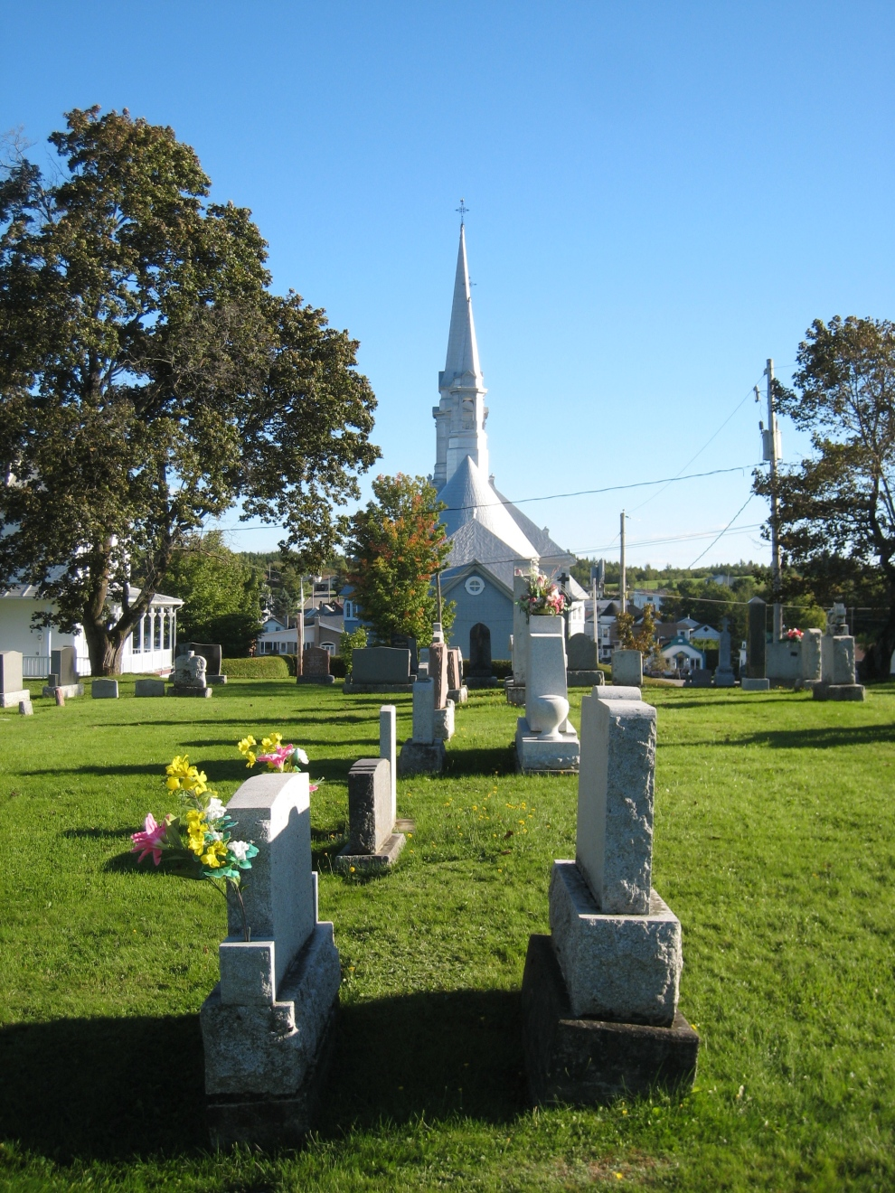 church:cemetery