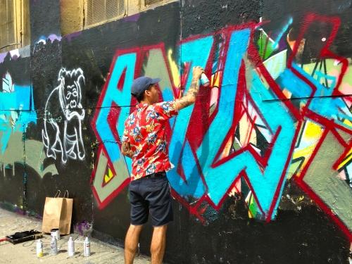Graffitti Tagger