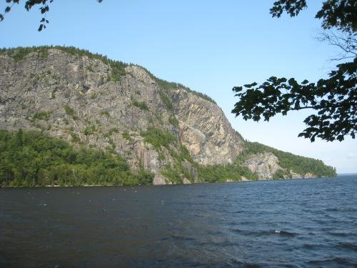 mt kineo cliffs