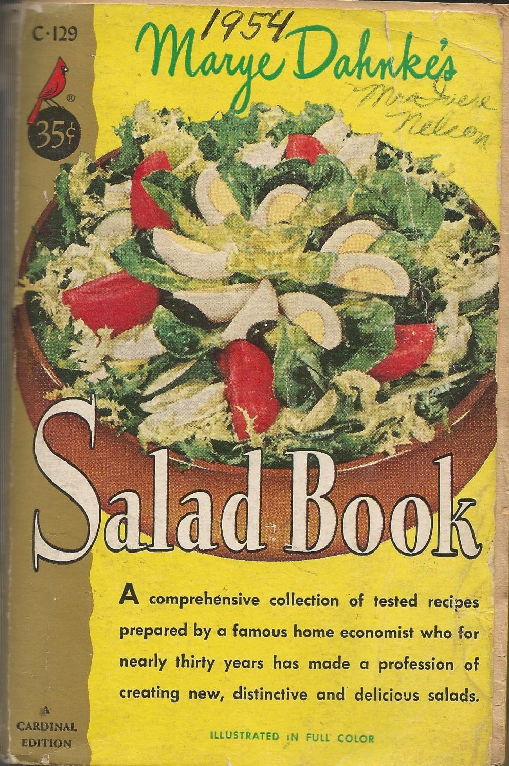 salad book