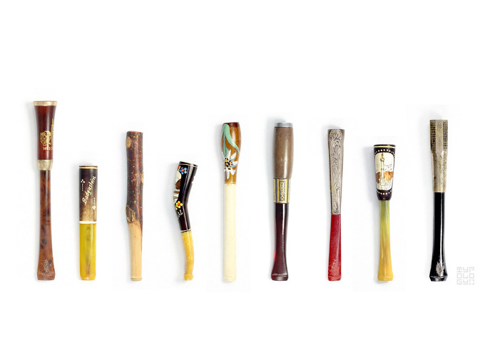 Cigarette-Holders