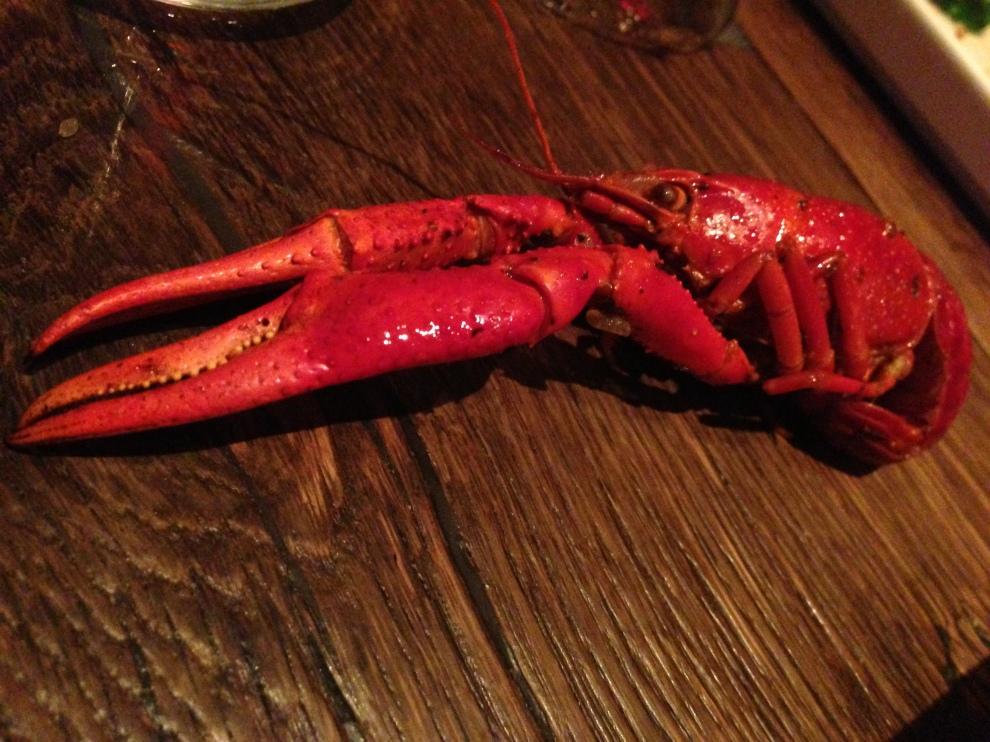 crawfish