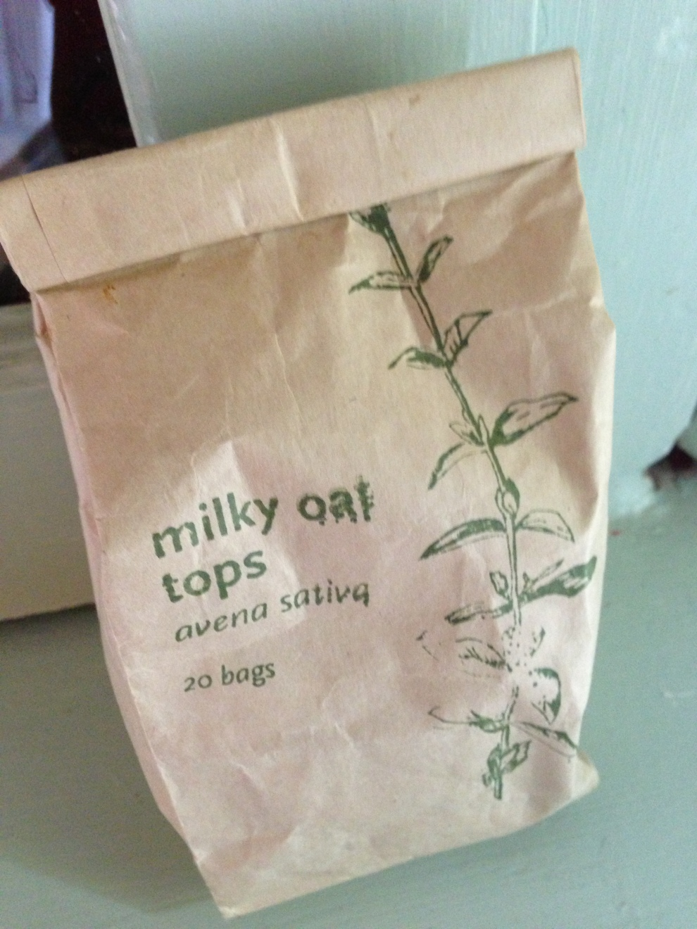 milky oat