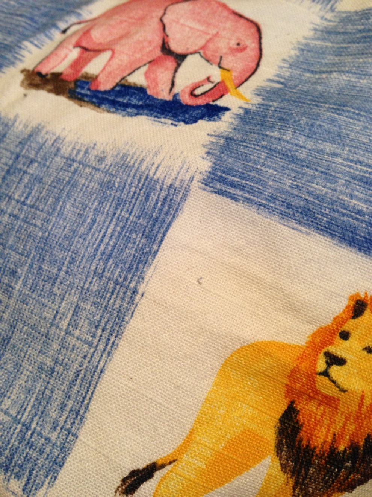 pillow fabric