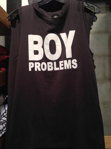 boy problems