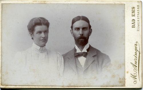 Edith & Isaac