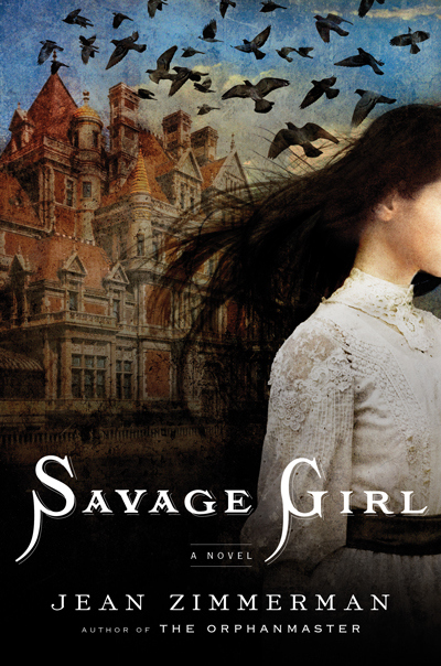 Savage Girl cover-final