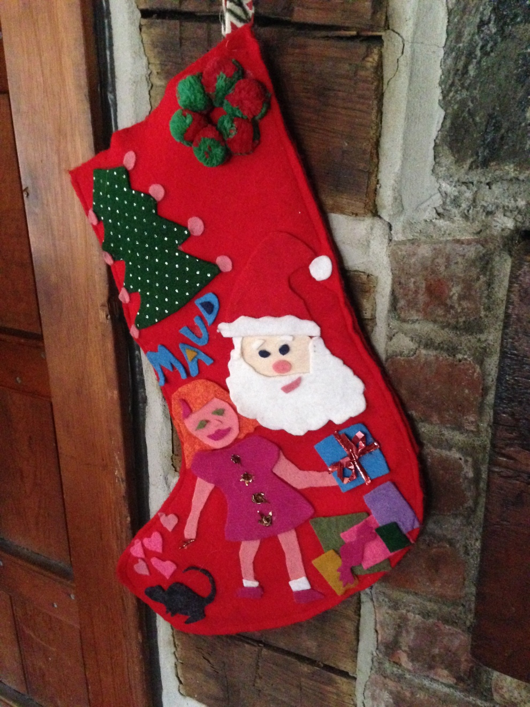 maud stocking