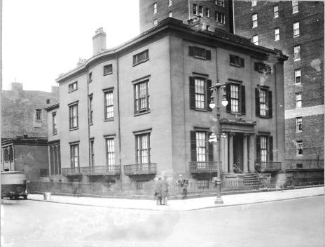 brevoort house april 1925 nypl