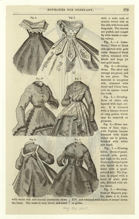 Godey's 1867