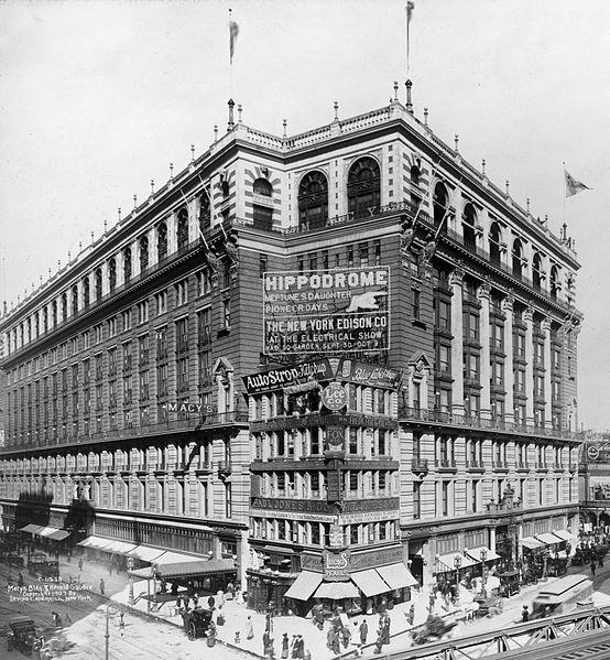 Macy's 1907