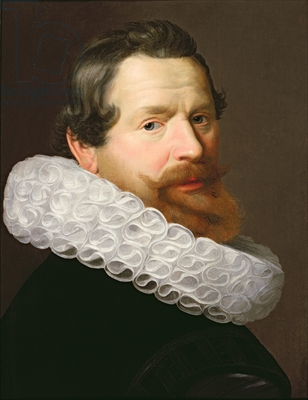 portrait-of-a-man-with-a-ruff-Johnny-van-Haeften-Gallery-17th-century