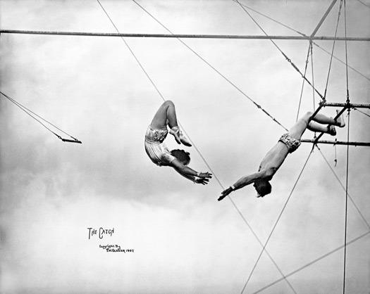 Trapeze 1907