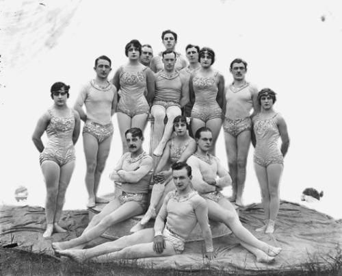 troupe 1906
