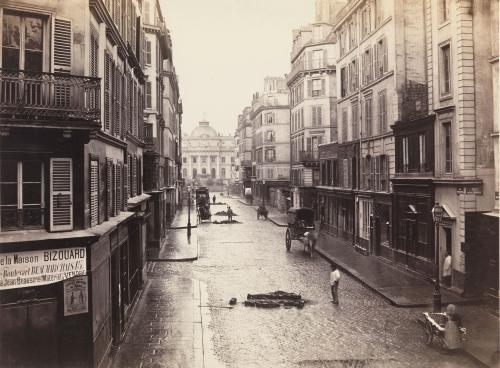 12. Rue de Constantine  1866